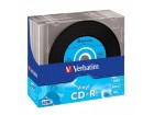 VERBATIM CD-R AZO DATA VINYL 700MB 48X (10 komada)