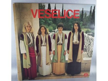 VESELICE, OJ, VESELA VESELICE, LP , ALBUM