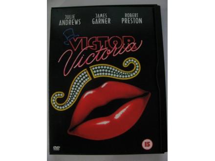 VICTOR VICTORIA  /  DVD original