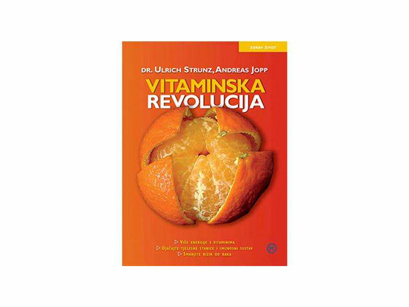 VITAMINSKA BIBLIJA - ULRIH ŠTRUNC ANDREAS JOP -NOVO-