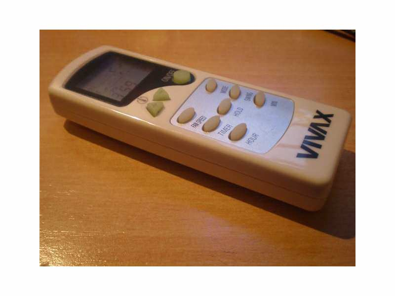 VIVAX daljinski upravljač za klima uređaj