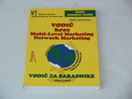 VODIČ KROZ MULTI-LEVEL MARKETING NETWORK MARKETING