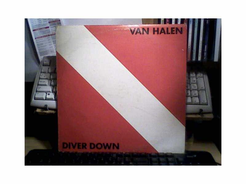 Van Halen - Diver Down