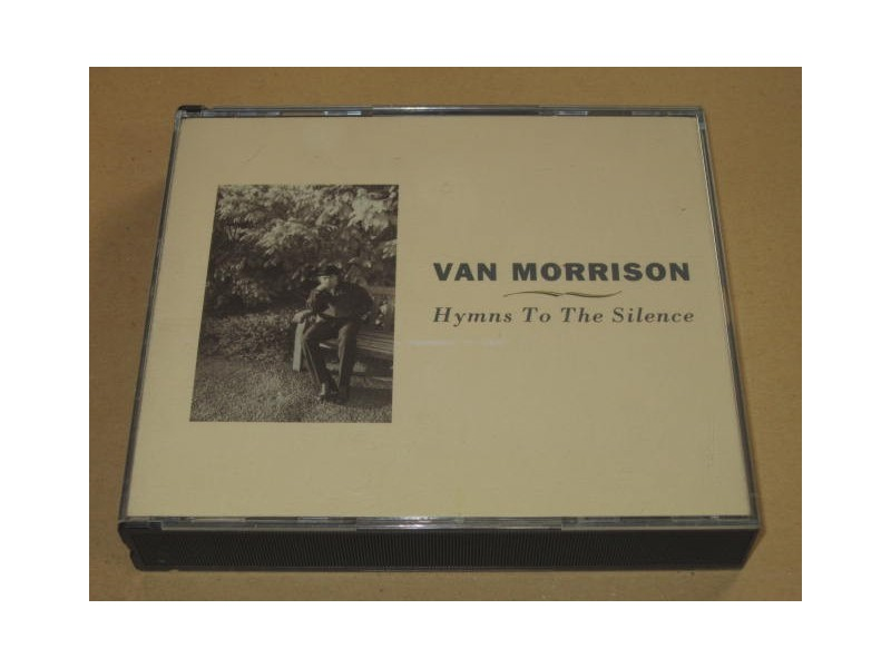Van Morrison ‎– Hymns To The Silence (2CD), GERMANY