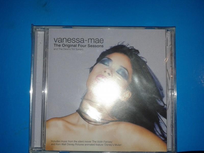 Vanessa-Mae - The Original Four Seasons And The Devil`s Trill Sonata