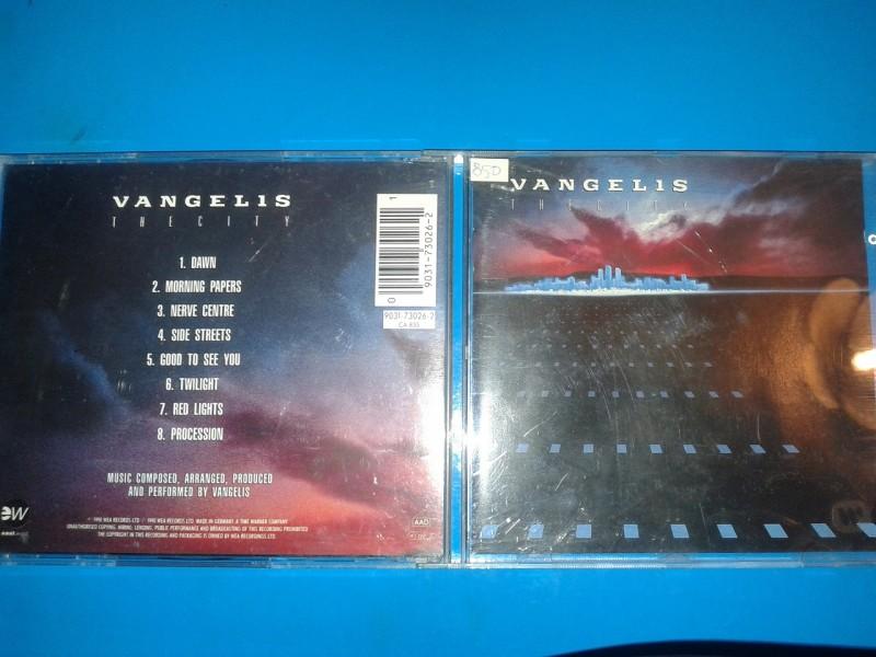 Vangelis - The City