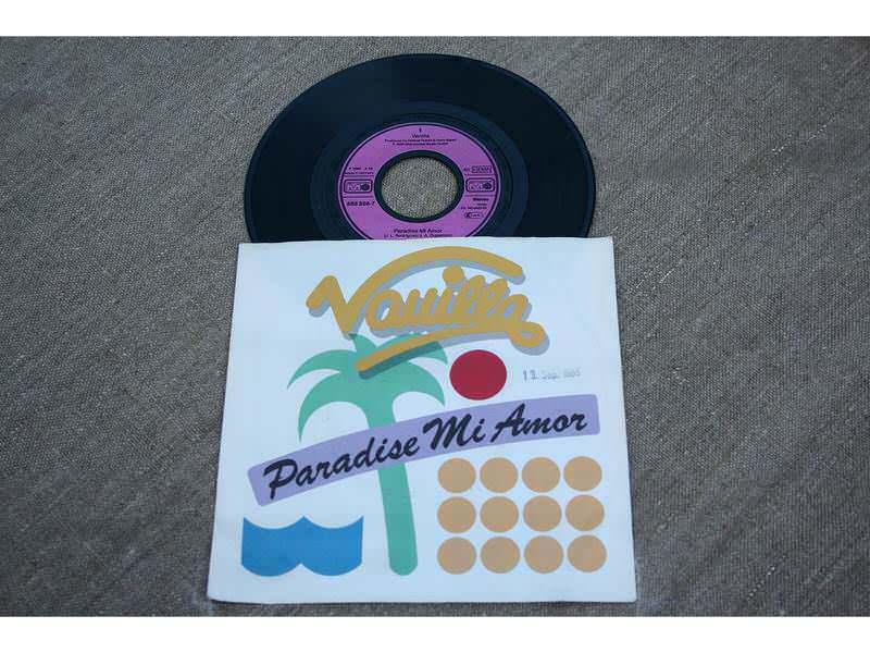 Vanilla (4) - Paradise Mi Amor