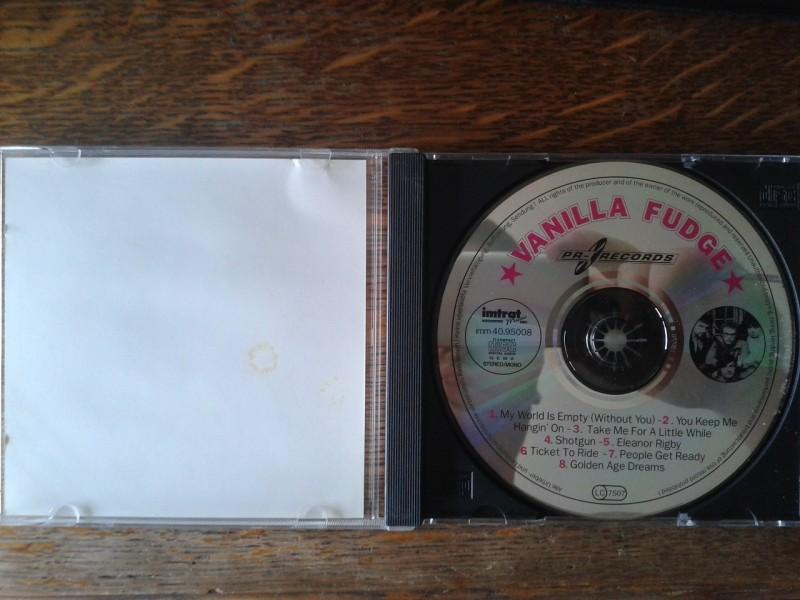 Vanilla Fudge - Greatest Hits Live