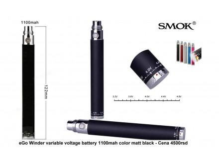 Varijabilna ego Winder baterija jacine 1100mah
