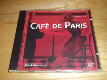 Varios Artist - Cafe de Paris
