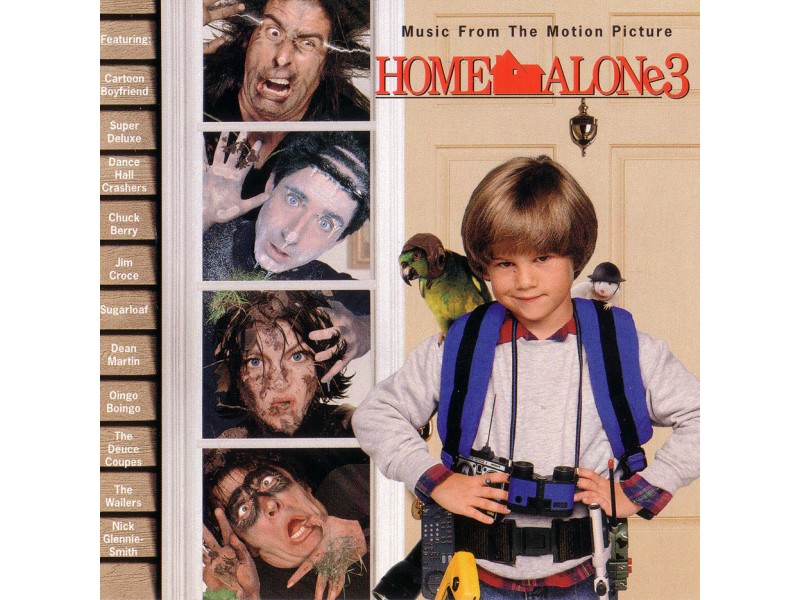Varios Artistas - Home Alone 3 : Music From The Motion Picture