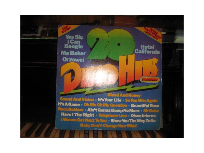 Variouns - 20 Disco Hits