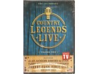 Various ‎– Country Legends Live - Volume Two