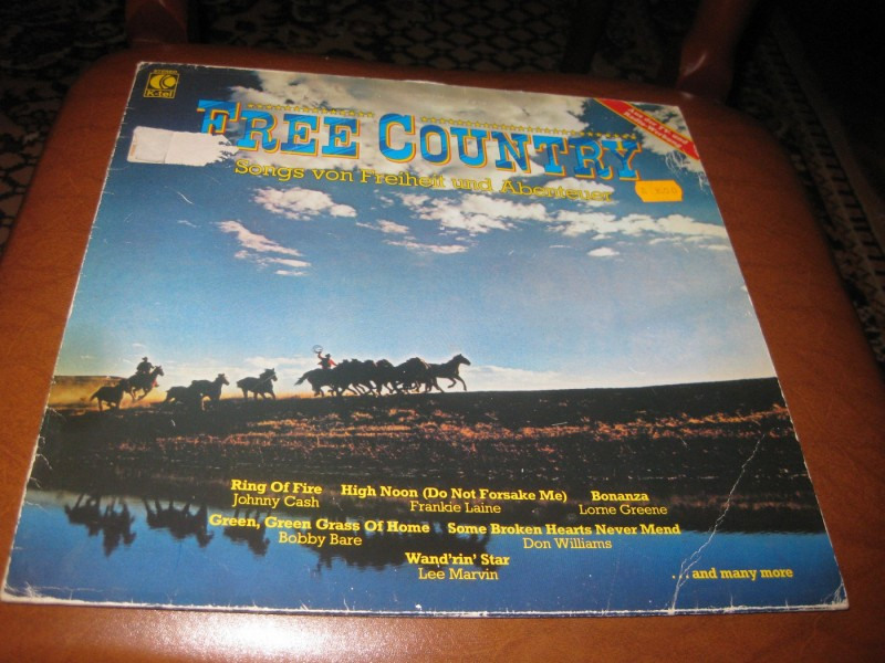 Various ‎– Free Country