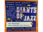 Various ‎– Giants Of Jazz Vol. I, LP,France