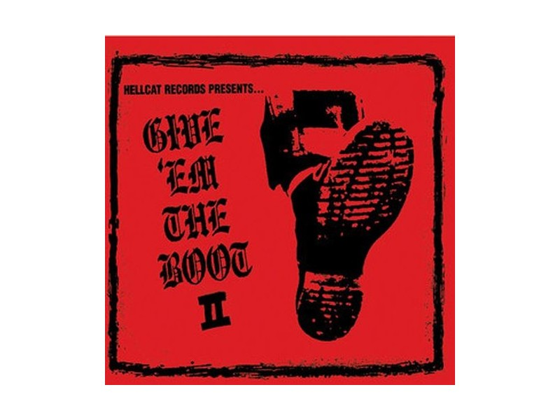 Various ‎– Give `Em The Boot II (CD)