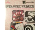 Various ‎– Insane Times • 25 British Psychedelic Artyfa