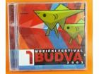 Various – Music Festival Budva 2003, CD 1 i CD 2