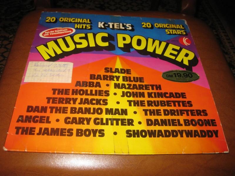 Various – Music Power