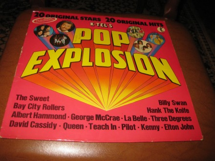 Various ‎– Pop Explosion