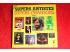 Various ‎– Supers Artistes, Supers Chansons, Volume I