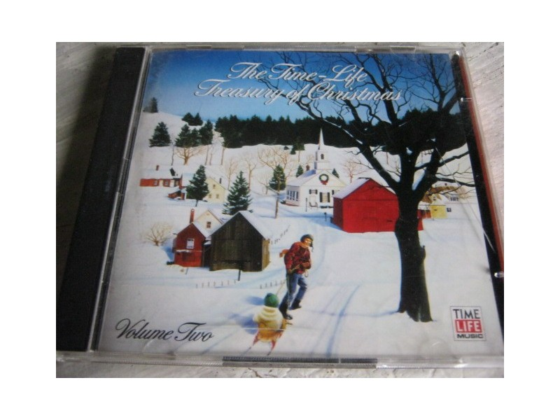The Time Life Treasury Of Christmas.Various The Time Life Treasury Of Christmas 2cdbox