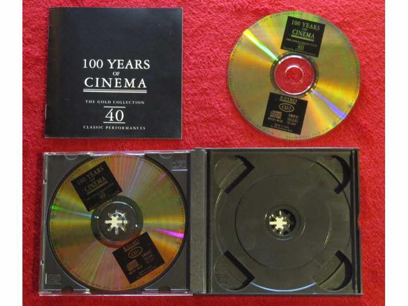 Various - 100 Years Of Cinema