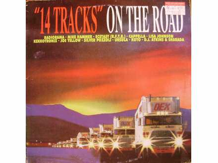 Various - 14 Tracks On The Road
