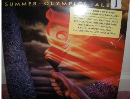 Various - 1988 Summer Olympics Album: One Moment In Time