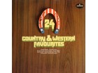 Various - 24 Country And Western Favourites 2 x LP