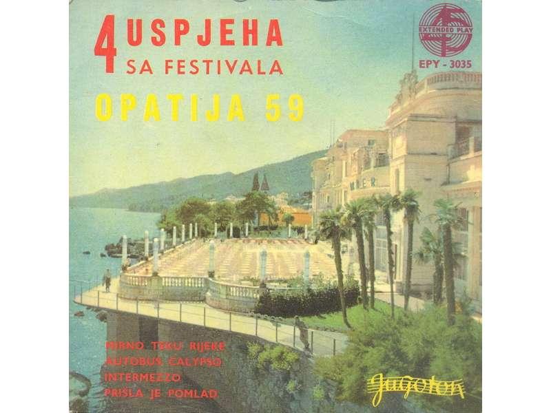 Various - 4 Uspjeha Sa Festivala Opatija 59