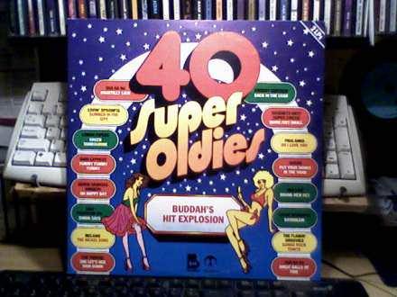 Various - 40 Super Oldies
