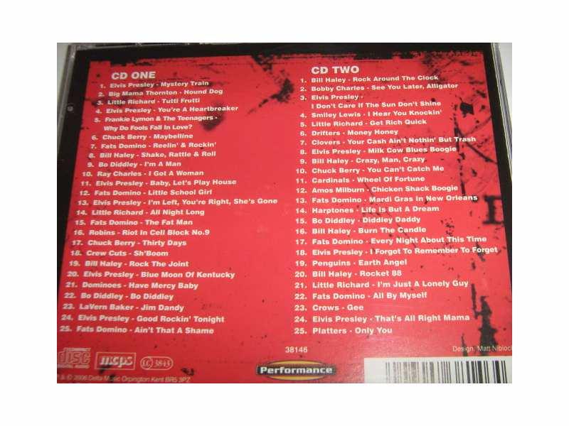 Various - 50 Rock And Roll Originals
