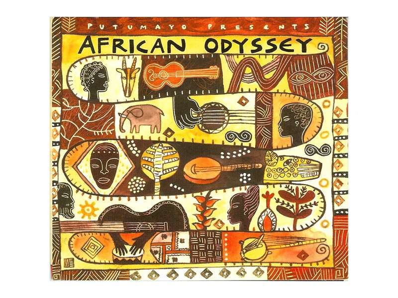 Various - African Odyssey