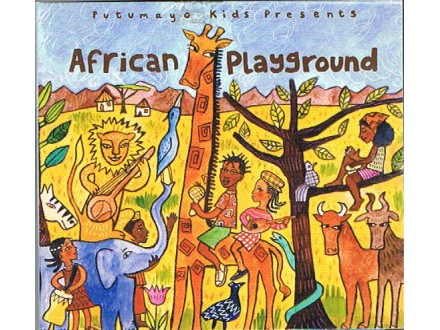 Various - African Playground