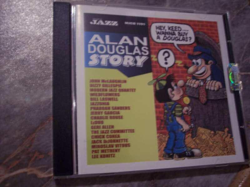 Various - Alan Douglas Story