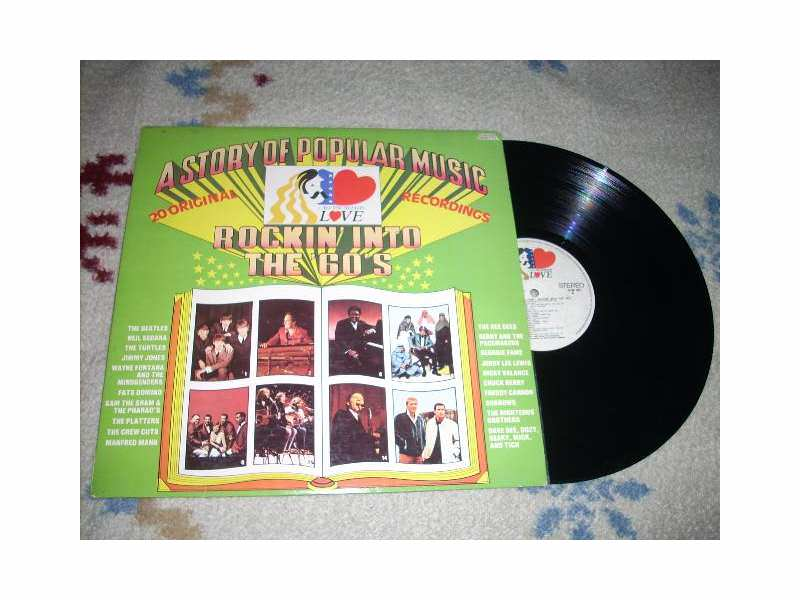 Various - All You Need Is Love - A Story Of Popular Music