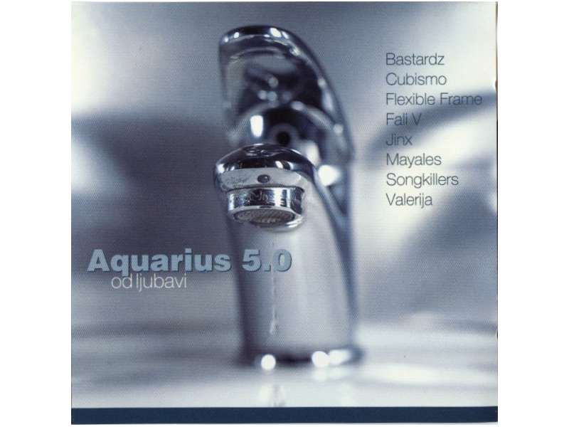 Various - Aquarius 5.0 Od Ljubavi