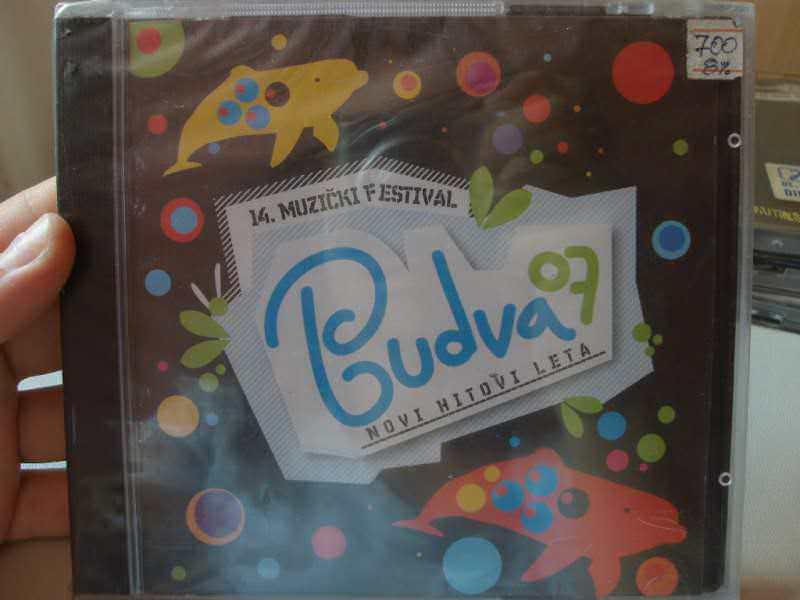 Various Aritsts - 14. Muzicki festival Budva 07 - novi hitovi leta