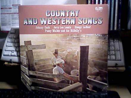 Various Aritsts - Country And Western Songs