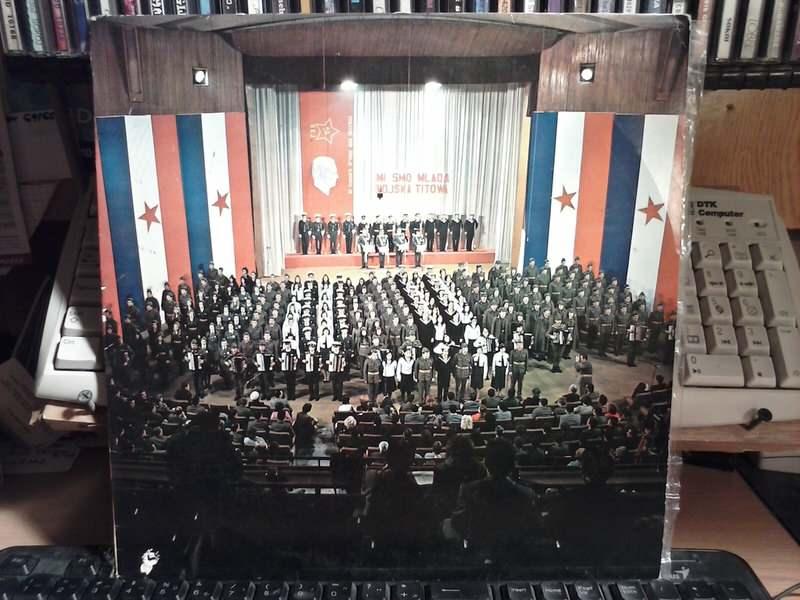 Various Aritsts - Mi smo mlada vojska Titova