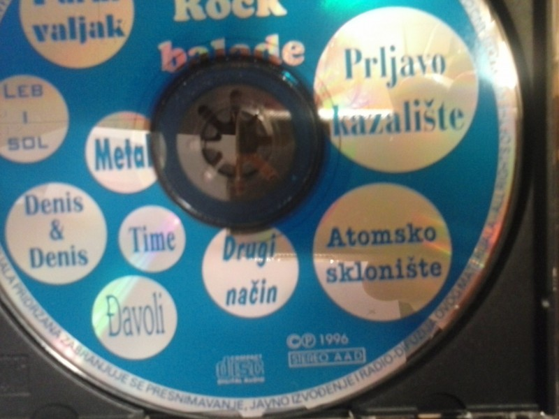 Various Aritsts - Rock balade