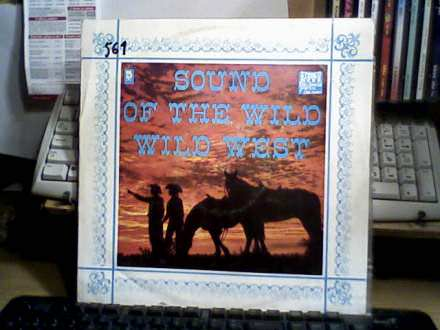 Various Aritsts - Sound Of The Wild Wild West