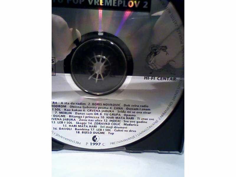 Various Aritsts - Yu Pop Vremeplov 2