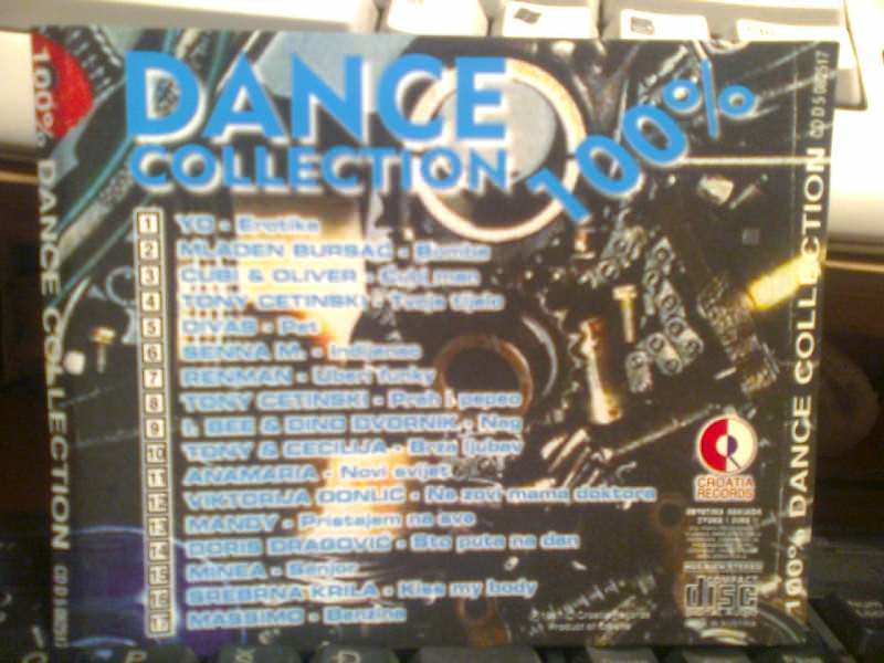 Various  Artists - 100% Dance collection