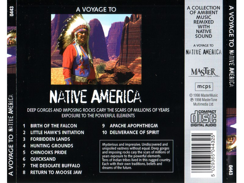 Various  Artists - A Voyage To Native America