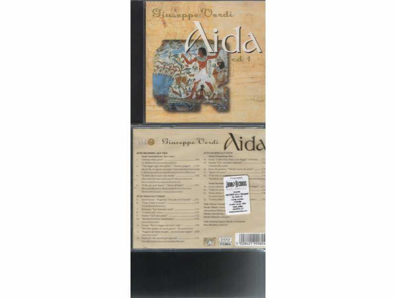 Various  Artists - AIDA