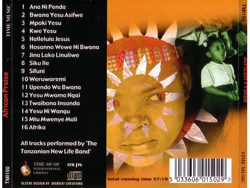 Various  Artists - African Praise
