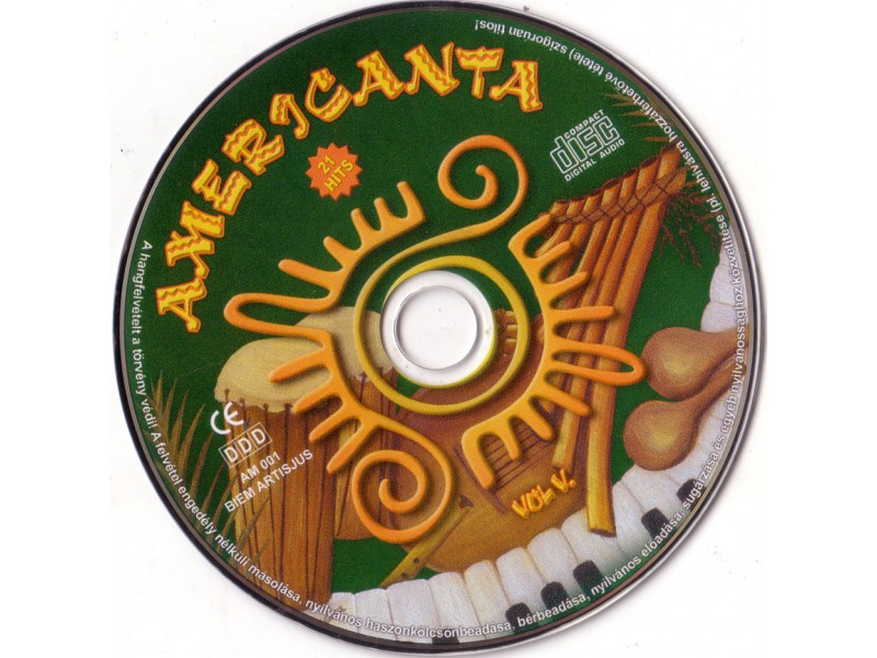 Various  Artists - Americanta Vol 5
