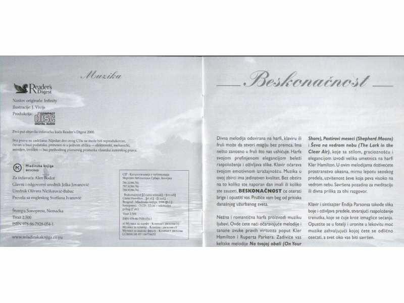 Various  Artists - BESKONACNOST - 3 CD